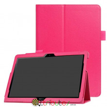 Чохол HUAWEI MediaPad T3 10 9.6 AGS-L09 AGS-W09 Classic book cover rose red