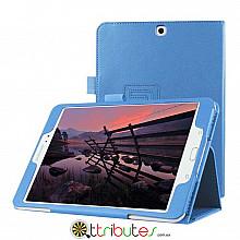 Чехол Samsung galaxy tab S2 9.7 sm-t810 t813 t815 t819 Classic book cover sky blue