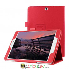 Чехол Samsung galaxy tab S2 9.7 sm-t810 t813 t815 t819  Classic book cover red