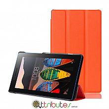 Чохол Lenovo Tab 3 7.0 730 F / L Moko ultraslim orange