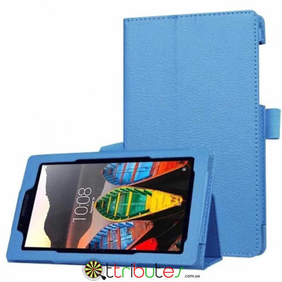 Чехол Lenovo Tab 3 7.0 730 F / L Classic book cover sky blue
