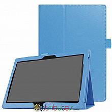Чехол Lenovo TAB 5 P10 TB-X705F 10.1 Classic book cover sky blue