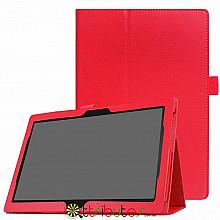 Чехол Lenovo TAB 5 P10 TB-X705F 10.1 Classic book cover red
