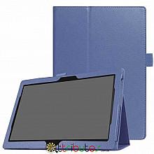 Чехол Lenovo TAB 5 P10 TB-X705F 10.1 Classic book cover dark blue