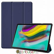 Чехол Samsung Galaxy Tab S5e SM-T725 t720 10.5 Moko ultraslim dark blue