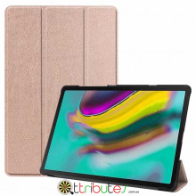 Чехол Samsung Galaxy Tab S5e SM-T725 t720 10.5 Moko ultraslim rose gold