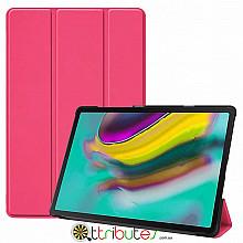 Чехол Samsung Galaxy Tab S5e SM-T725 t720 10.5 Moko ultraslim rose red