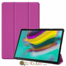Чехол Samsung Galaxy Tab S5e SM-T725 t720 10.5 Moko ultraslim purple