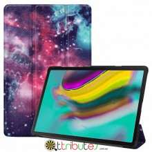 чехол Samsung Galaxy Tab S5e SM-T725 t720 10.5 Print ultraslim galaxy