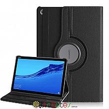 Чохол HUAWEI MediaPad M5 Lite 10 360 градусів black