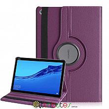 Чохол HUAWEI MediaPad M5 Lite 10.1 360 градусів purple