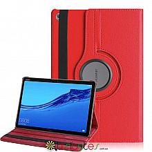 Чохол HUAWEI MediaPad M5 Lite 10.1 360 градусів red
