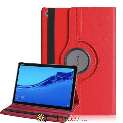 Чехол HUAWEI MediaPad M5 Lite 10.1 360 градусов red