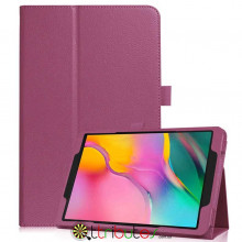 Чехол Samsung Galaxy Tab A 10.1 SM-T515 t510 2019 Classic book cover purple