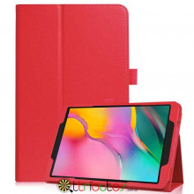 Чехол Samsung Galaxy Tab A 10.1 SM-T515 t510 2019 Classic book cover red