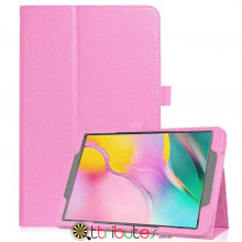 Чохол Samsung Galaxy Tab A 10.1 SM-T515 t510 2019 Classic book cover pink