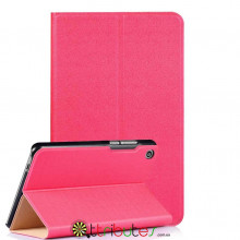 Чехол HUAWEI MediaPad T3 7 дюймов bg2 w09 Fashion book rose red