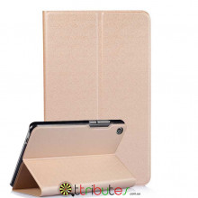 Чехол HUAWEI MediaPad T3 7 дюймов bg2 w09 Fashion book gold