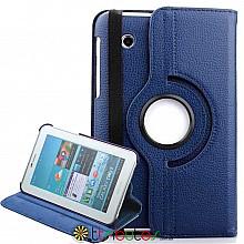 Чохол SAMSUNG GALAXY tab 2 7.0 p3100, p3110 360 градусов dark blue