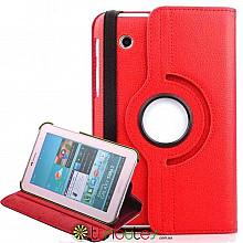 Чохол SAMSUNG GALAXY tab 2 7.0 p3100, p3110 360 градусов red