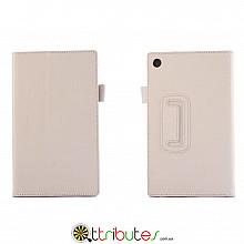 Чехол ASUS ZenPad 7.0 Z370C Classic book cover white