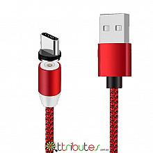 Magneto USB 3.0 Type-C кабель для зарядки и передачи данных длина 1 м