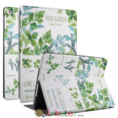 чехол iPad mini 5 2019 7.9 Print ultraslim home garden