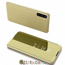 Чехол HUAWEI P30 6.1 Cristal ultrabook gold