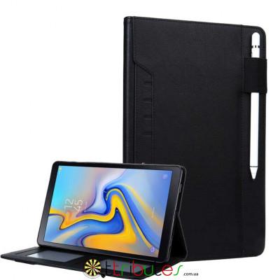 Omar  чехол для Samsung Galaxy Tab S4 10.5 sm-t835 t830  book cover black