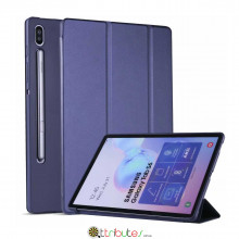 Чохол Samsung Galaxy Tab S6 10.5 SM-T860 T865 Gum ultraslim dark blue