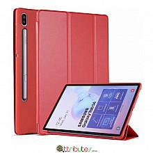 Чехол Samsung Galaxy Tab S6 10.5 SM-T860 T865 Gum ultraslim red