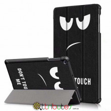 Чехол Samsung Galaxy Tab A 8.0 2019 SM T295 t290  Print ultraslim don't touch