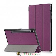 Чехол Samsung Galaxy Tab S6 10.5 SM-T860 T865 Moko ultraslim purple