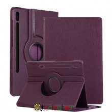 Чехол Samsung Galaxy Tab S6 10.5 SM-T860 T865 360 градусов purple