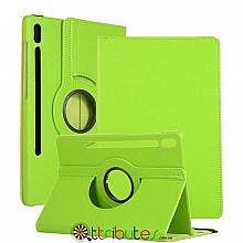 Чехол Samsung Galaxy Tab S6 10.5 SM-T860 T865 360 градусов apple green