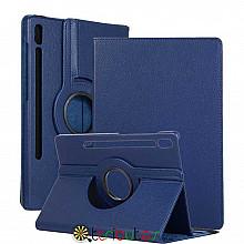 Чехол Samsung Galaxy Tab S6 10.5 SM-T860 T865 360 градусов dark blue