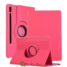 Чехол Samsung Galaxy Tab S6 10.5 SM-T860 T865 360 градусов rose red