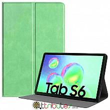 Чехол Samsung Galaxy Tab S6 10.5 SM-T860 T865 Fashion book mint green