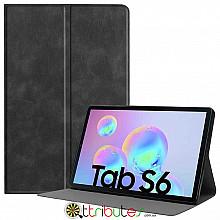 Чехол Samsung Galaxy Tab S6 10.5 SM-T860 T865 Fashion book black