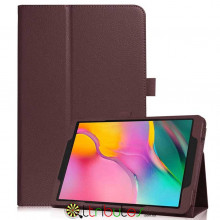 Чехол Samsung Galaxy Tab A 8.0 2019 SM T295 t290 Classic book cover brown