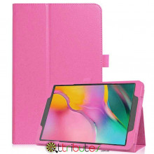 Чохол Samsung Galaxy Tab A 8.0 2019 SM T295 t290 Classic book cover pink