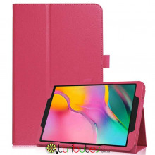 Чохол Samsung Galaxy Tab A 8.0 2019 SM T295 t290 Classic book cover rose red