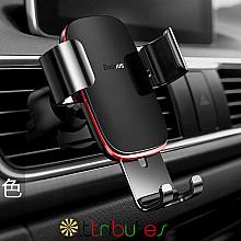 Baseus Автомобильное крепление для телефона black