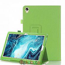Чехол HUAWEI MediaPad M6 10.8 Classic book cover apple green
