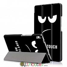 Чехол Lenovo Tab 4 8 plus 8704F & 8704N 8704 Print ultraslim dont touch