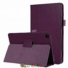 Чохол HUAWEI MediaPad M5 Lite 8.0 Classic book cover purple