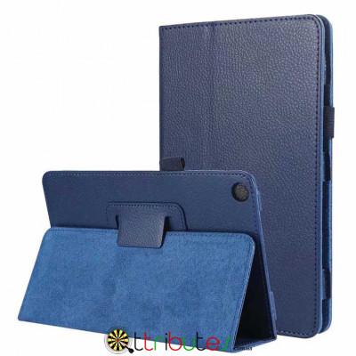 Чехол HUAWEI MediaPad M5 Lite 8.0 Classic book cover dark blue