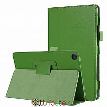 Чохол HUAWEI MediaPad M5 Lite 8.0 Classic book cover apple green