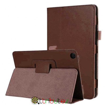 Чохол HUAWEI MediaPad M5 Lite 8.0 Classic book cover brown