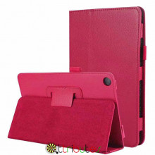 Чохол HUAWEI MediaPad M5 Lite 8.0 Classic book cover rose red